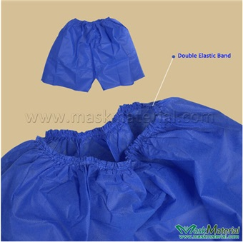 Picture of Disposable Sauna Pants  Elastic Band