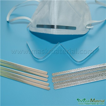 Picture of Respirator Nose Clip(3M Type,Aluminium)