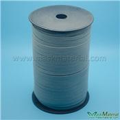 7mm Gray Flat Elastic Band/Elastic Cord