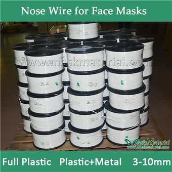 Picture of Metal Nose Wire For N95 Masks, 5mm