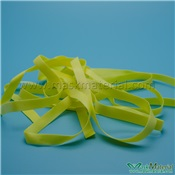 PU Elastic Headband For Respirator, Yellow, 400M/KG