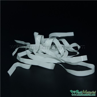 Picture of White Flat Elastic Tape