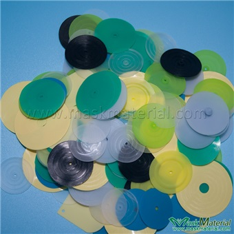 Picture of Silicone Rubber, Inhalation Valve