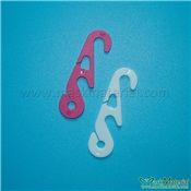 Mask Ear-loop Holder, Plastic Buckle