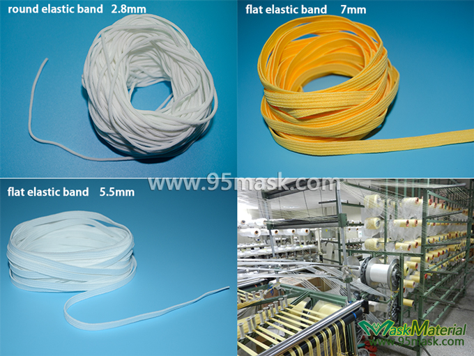 Elastic Band For Masks